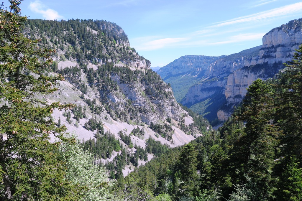 Vercors : gorges et canyons